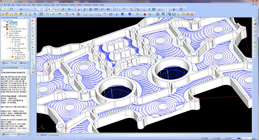 cnc mill programming software free download
