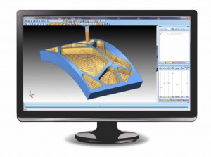 Multiaxis CAD-CAM Software
