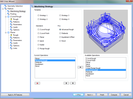 Cad cam cnc programming is a easy 10 step process bobcad Simple cad software