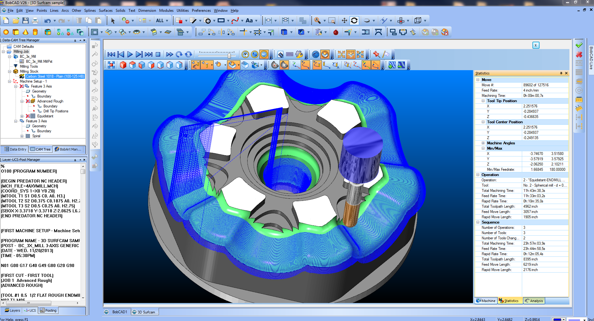 Cad Cam For Cnc Manufacturing Metalworking Machine Shops